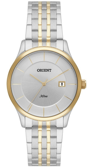 Relógio Orient Feminino Ftss1100 S1sk Misto Analogico Oferta