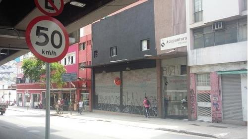 Galpão Para Venda Em São Paulo, Vila Buarque - 2000/60 G_1-738268