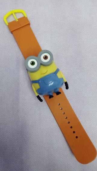 Reloj Los Minions Infantil Niños Mi Villano Favorito Pulsera