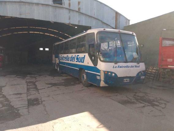 Omnibus Ideal Proyecto Motorhome