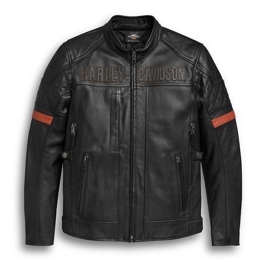 Jaqueta Harley Davidson Vanocker Waterproof
