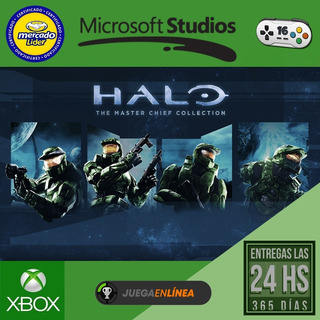 Halo The Master Chief - Xbox One - Modo Local + En Linea