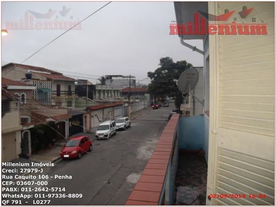 Casa Para Aluguel, 1 Dormitórios, Penha De França - São Paulo - 791