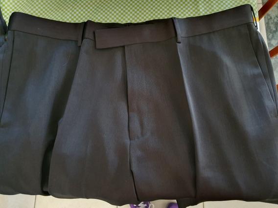Pantalón De Vestir Perry Ellis Talle 42
