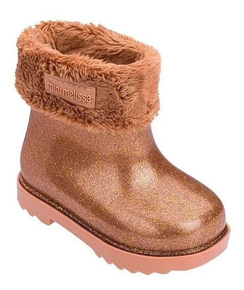 Bota Galocha Mini Melissa Winter Boot 32588 Baby Original