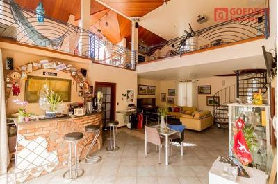 Casa Com 3 Dormitórios À Venda, 414 M² Por R$ 4.233.520 - Bosque Maia - Guarulhos/sp - Ca0437