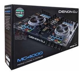 Denon Dj Mc4000 - Lançamento
