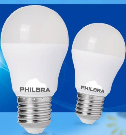 Lâmpada De Bulbo Led - Bivolt | Philbra