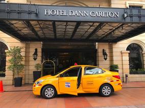 Hyundai Accent Cedo Acciones Y Derechos De Taxi Convencional