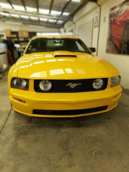 Mustang Gt Piel V8 R19