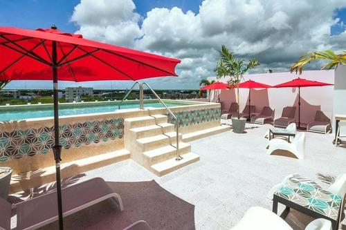 Tour Virtual / Entrega Y Escritura Inmediata En Playa Del Carmen (261)