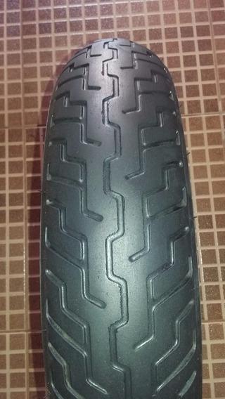 Pneu Faixa Branca Harley Davdson Mt 90b 16 Dunlop D402f
