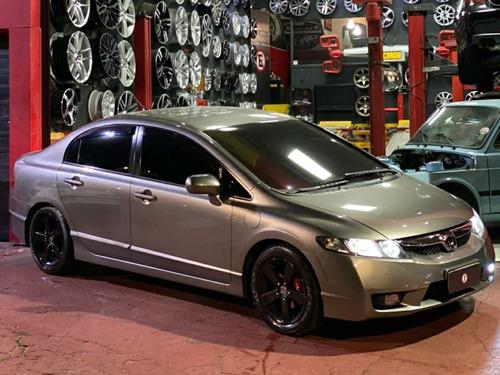 Imagem 1 de 6 de Honda Civic 2010 1.8 Lxs Flex Aut. 4p