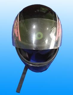 Casco Motociclista Ghira Motion L 59-60cm