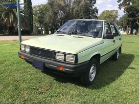 Renault R11 1.4 1984 Unico Con 50.000km Linaut