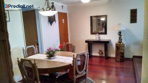 Apartamento Com 3 Dormitórios À Venda, 90 M² Por R$ 579.000 - Brooklin - São Paulo/sp - Ap4212
