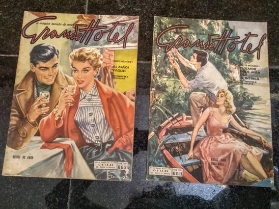 Antigas Revistas Grande Hotel 1960 - R 7060