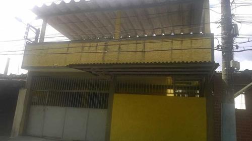 El12 Bela Casa Em Vila Lage !!! Aproveite !!!