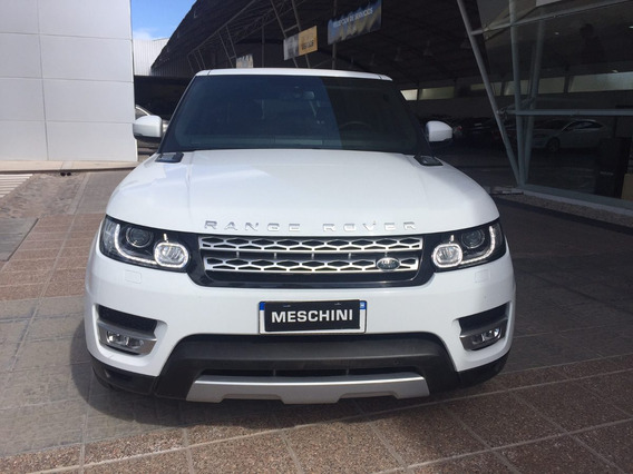 Land Rover Range Rover Sport 3.0 V6 Supercharged Hse