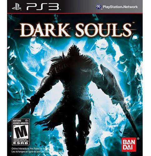 Dark Souls Ps3 Física