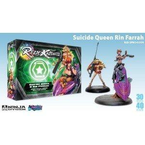 Juego De Suicide Queen Y Rin Farrah