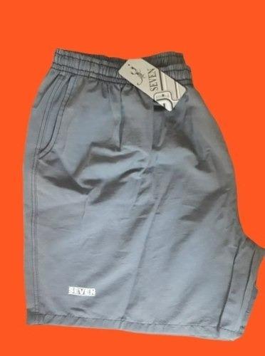Shorts Plus Size Xgg Elástico Bolsos Microfibra Grossa