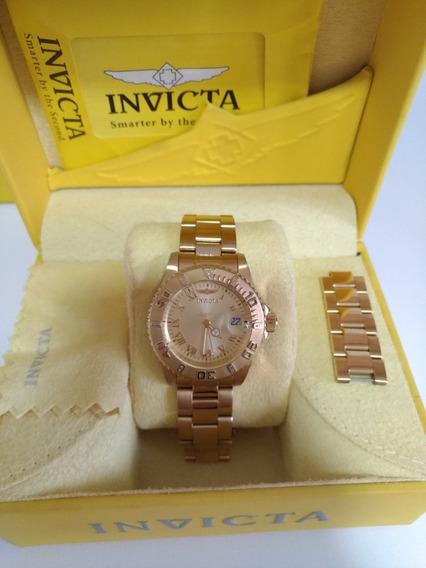 Relógio Invicta Pro Driver 12820 Original