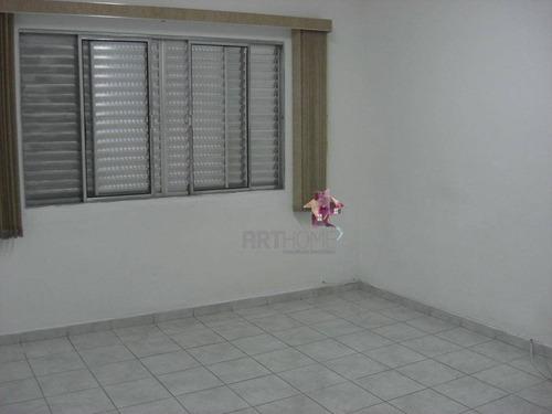 Casa Com 3 Dormitórios Para Alugar, 154 M² Por R$ 2.750,00/mês - Vila Helena - São Bernardo Do Campo/sp - Ca0223