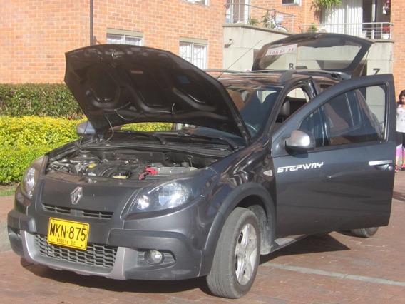 Vendo Renault Sandero Stepway! Optimas Condiciones, Llama Ya