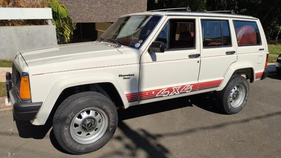 Jeep Cherokee 4x4 1986 4cil Original