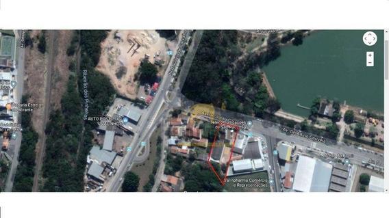 Área Comercial À Venda, Jardim Pinheiros, Valinhos. - Ar0032