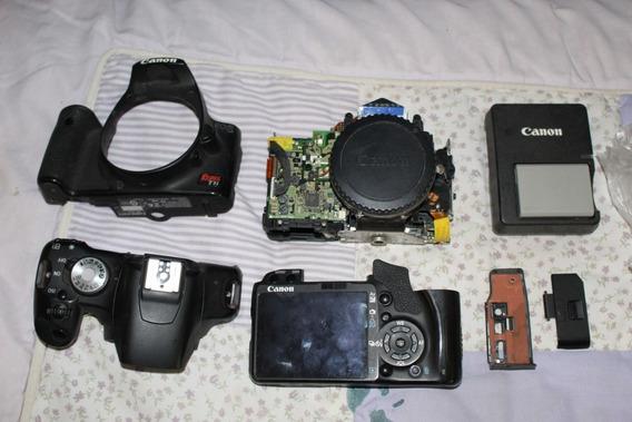 Camara Canon T1i Para Repuestos