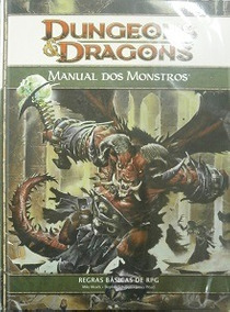 Dungeons E Dragons - Manual Dos Monstros Mike Mearls / Step