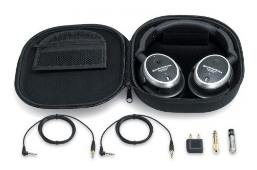 Headphone Noise-cancelling Audio Technica Profissional