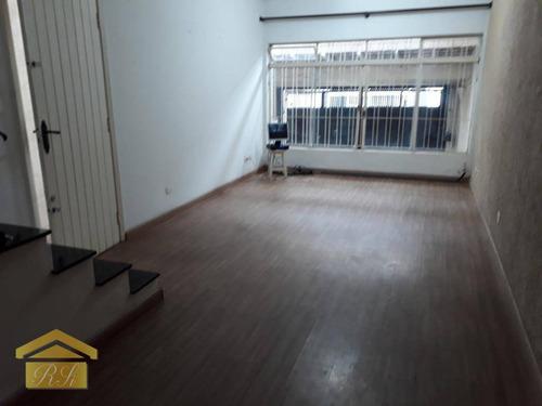 Sobrado Com 3 Dormitórios, 180 M² - Venda Por R$ 599.000,00 Ou Aluguel Por R$ 2.900,00/mês - Jardim Aeroporto - São Paulo/sp - So1091