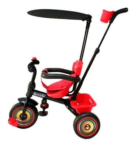 Duck Triciclo Rojo C/parasol 901-19tr
