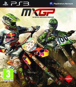 Mxgp - Official Motocross Playstation 3 - Artgames Digitais