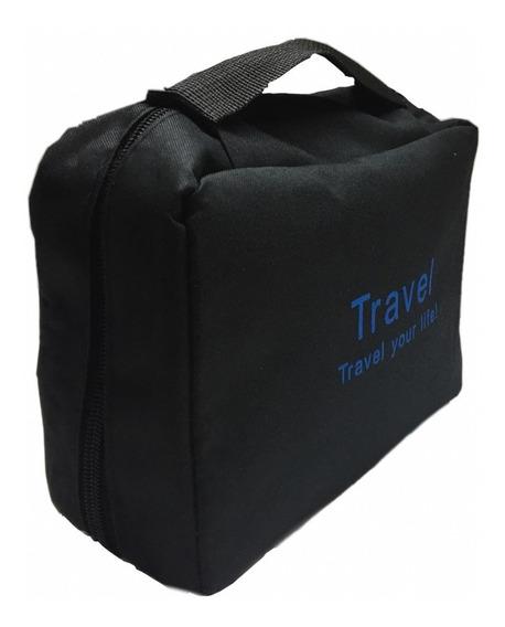 Portacosmetico De Viaje Neceser Travel Estuche