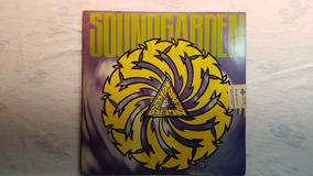 Lp Sound Garden - Badmotorfinger - Original