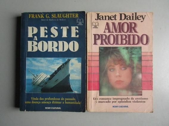 2 Livros - Literatura Estrangeira - Super Sucessos - Nova Cu
