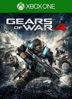 Gears Of War 4 Xbox One Modo Local