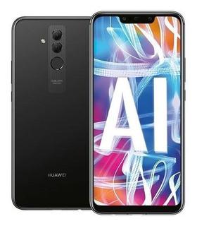 Huawei Mate 20 Lite 64gb 4gb Sne-lx3 Fone + Capa + Película