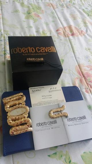 Relógio Roberto Cavalli Cleópatra
