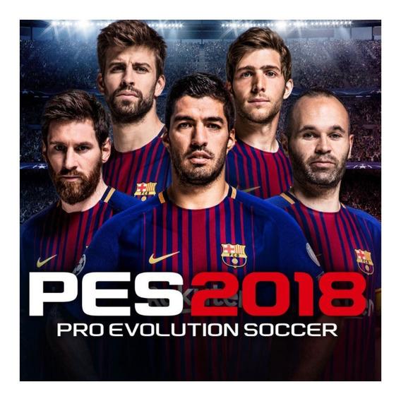 Pro Evolution Soccer Pes2018 Pc