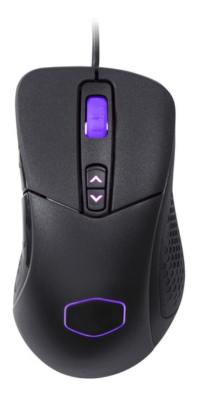 Mouse Gamer Óptico Cooler Master Mastermouse Mm531 Rgb