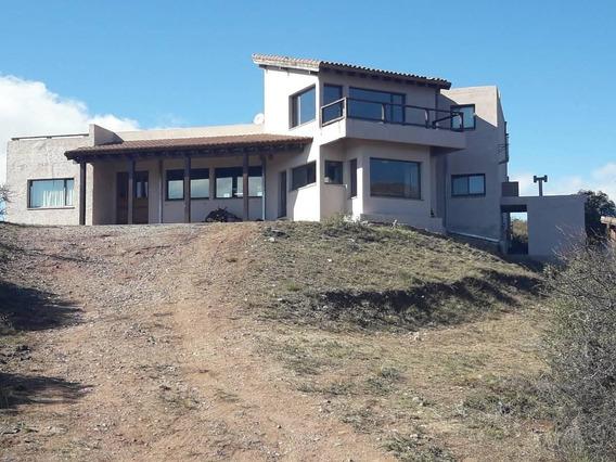 Espectacular Casa Con 6 Ha Valle De Ongamira/ Oportunidad!!