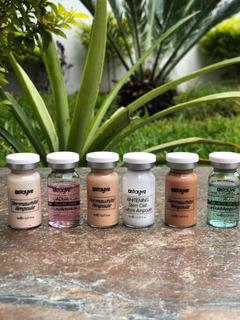 Kits Bb Glow Mixto 6 Viales + 4 Cartuchos Nano De Regalo