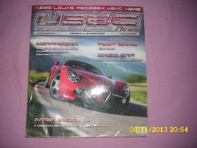 Revista Usac News Nº 104 Ano 2009 - Vectra / Picasso