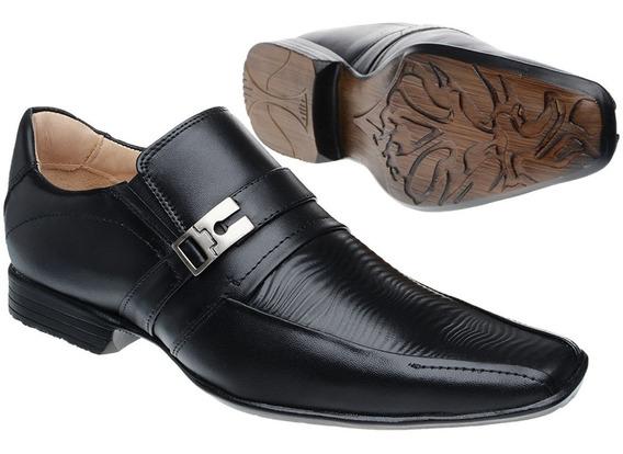 Sapato Social Couro Legitimo Sofisticado Franca Sp Calçados