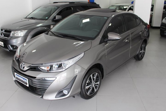 Yaris Sedan Connect Mult Drive 1.5 2019/2020 Top De Linha,